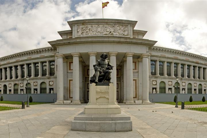 A visit to the famous Prado Museum, Madrid