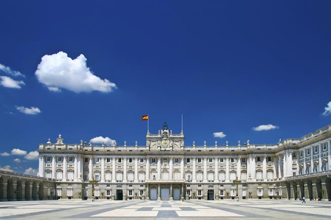 Madrid - Palacio Real