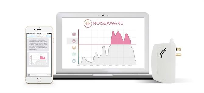 NoiseAware smart technology