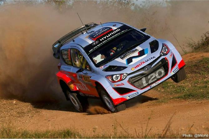 Rally RACC Catalogna
