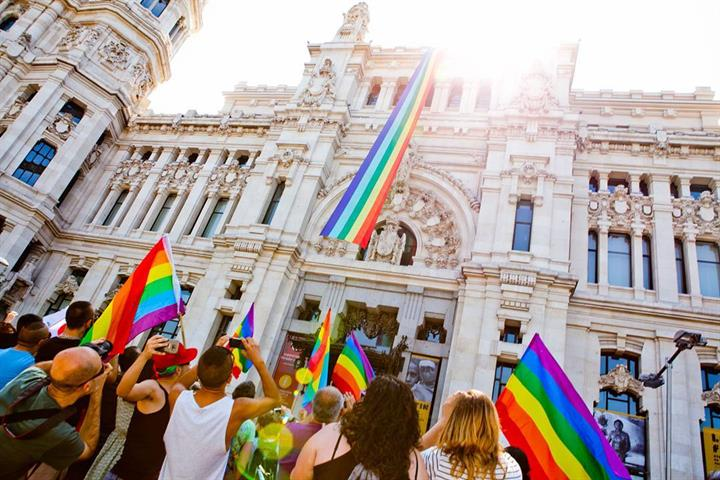 Die ausgelassensten LGBT Events 2017 in Spanien
