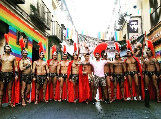 Orgullo Gay a Madrid
