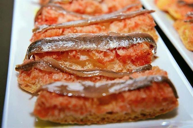 Anchovies of L'Escala