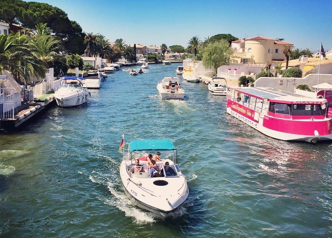 Houses For Rent Empuriabrava Is The Venice Of Spain With Canals And Luxury