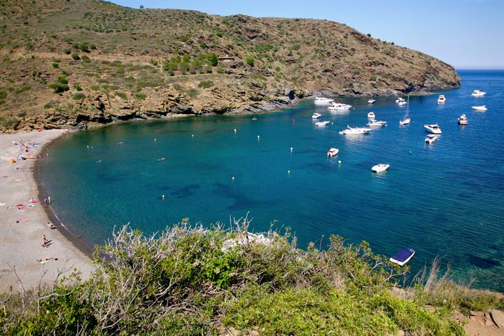 The best beaches of Roses and Cap de Creus