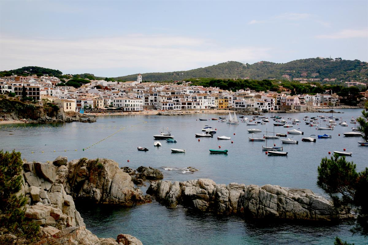 The Beach: The Beaches Of Calella De Palafrugell