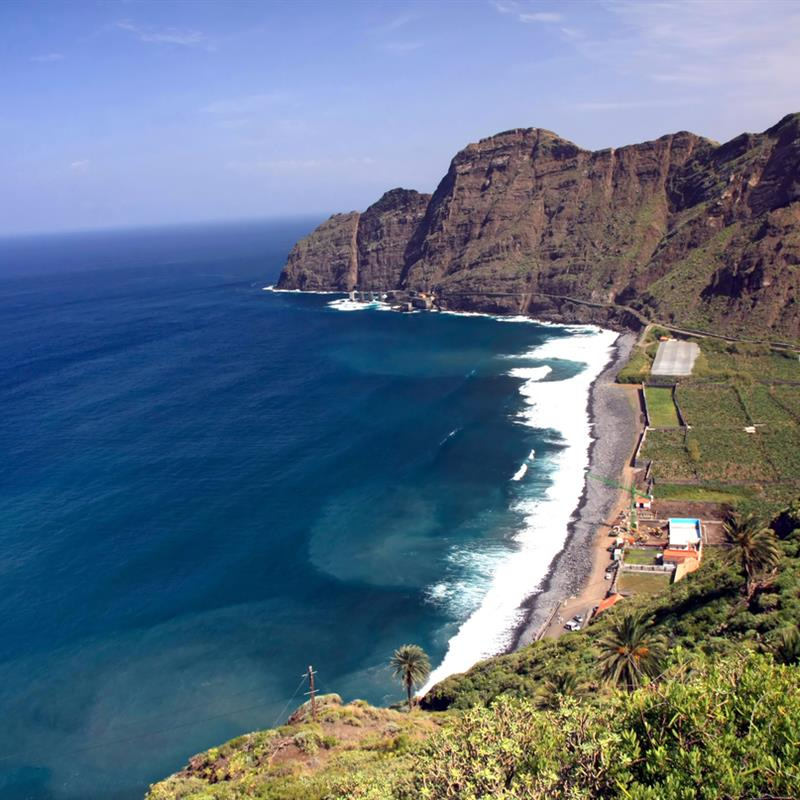 Ten Top Beaches In The Canary Islands