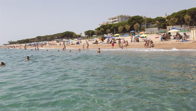 s' Abanell, Blanes
