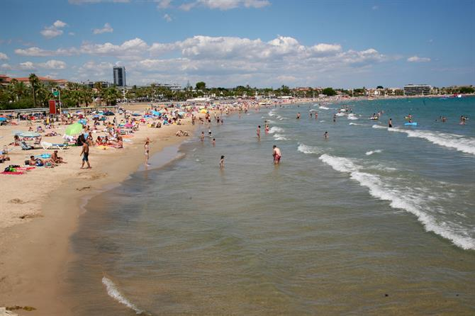 Beaches of Cambrils