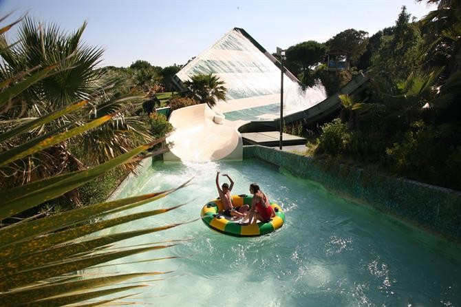 Waterpark Aquabrava, Costa Brava