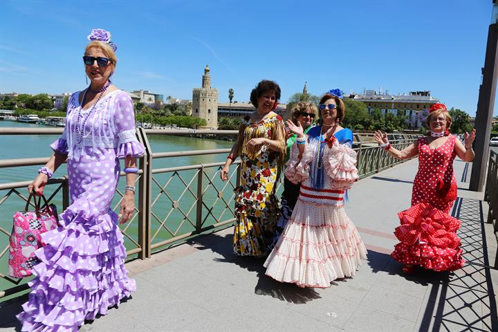 Seville - The amazing Feria de Abril!