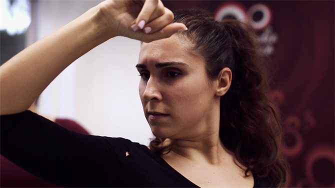 Lezione di ballo Flamenco, Estudio Flamenco