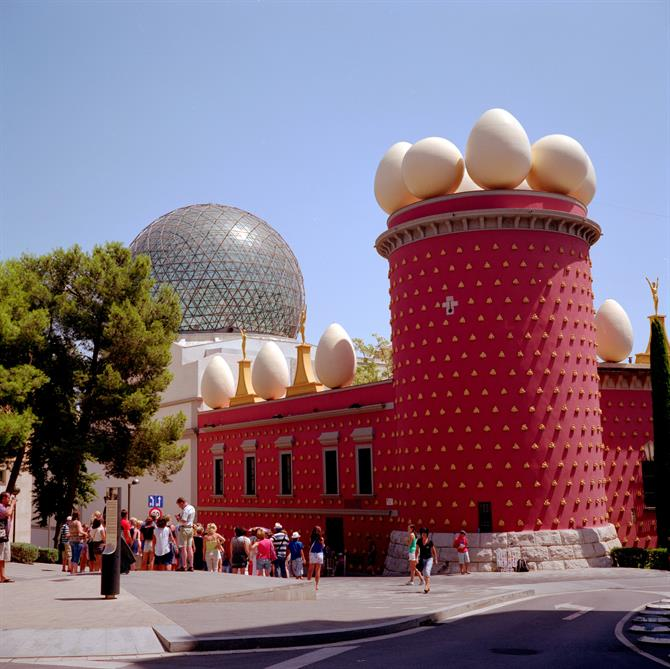 Dalí Theater-Museum