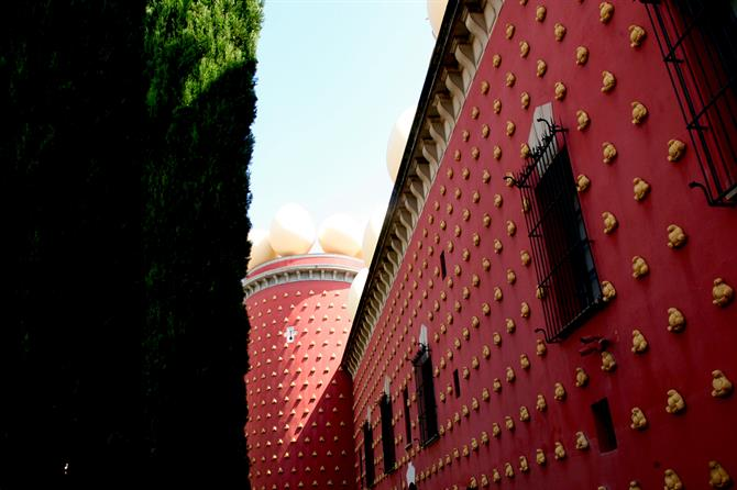 Teatro-Museo Dalí i Figueres