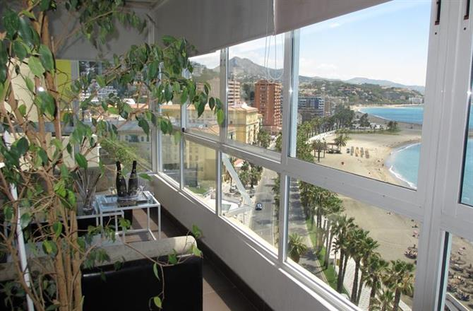 Appartement in Málaga