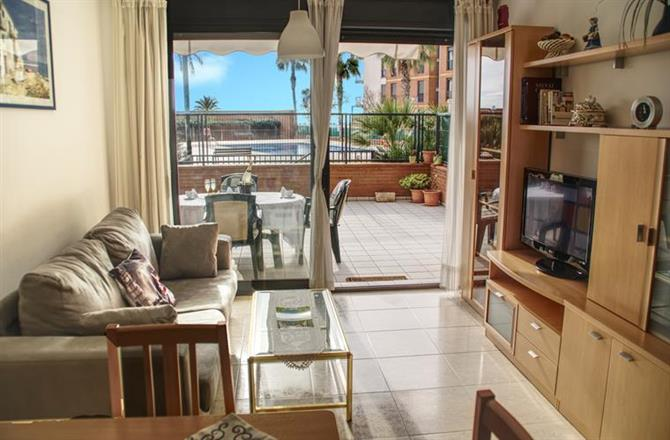 Appartement in Sitges