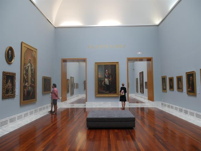 Museo de Bellas Artes in Valencia
