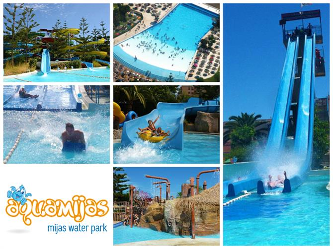 Aquamijas water park