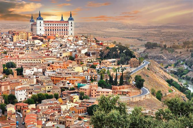 View of Toledo City