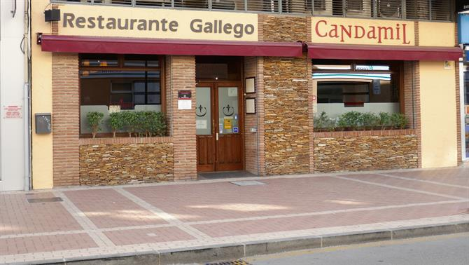 Restaurante Gallego Candamil