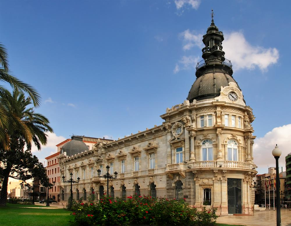 Cartagena City Hall, Murcia