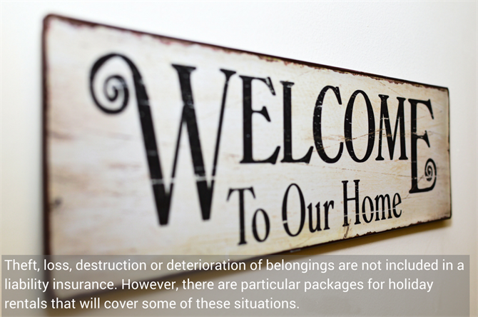 Holiday Rental Insurance Policies - Are guests covered?