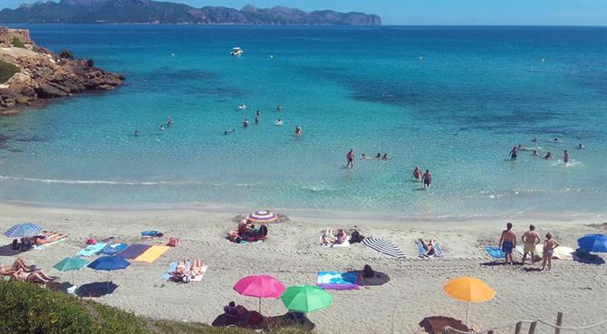 Port d'Alcudia beach - Mallorca