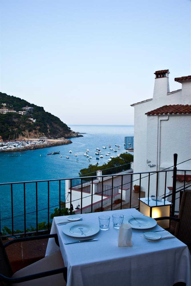 Dine fine in Costa Brava's Michelin-Starred Restaurants