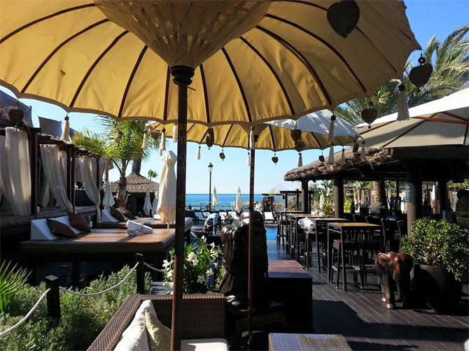 La Sala by the Sea - Beach Clubs Marbella