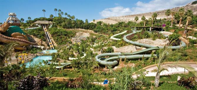 Tenerife - Siam Park - Jungle Snake