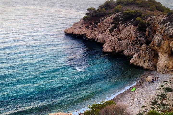 A Guide To The Beaches In Altea