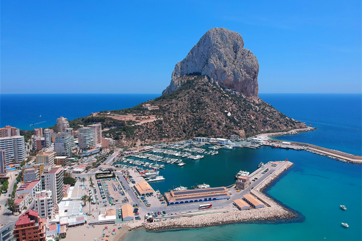 A Guide To The Beaches In Calpe