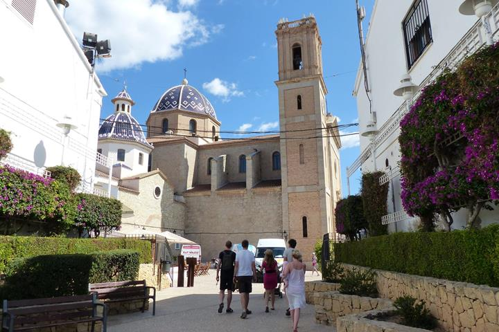 Top Things To Do And See In Altea