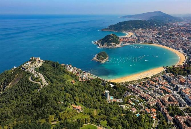 San Sebastián er den ultimate destinasjonen for gourmetmat