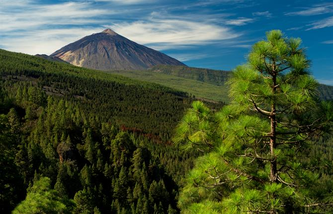 Tenerife and the Teide volcano