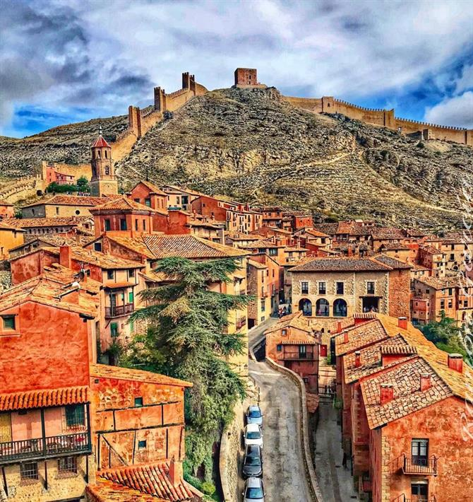 Albarracín i Teruel