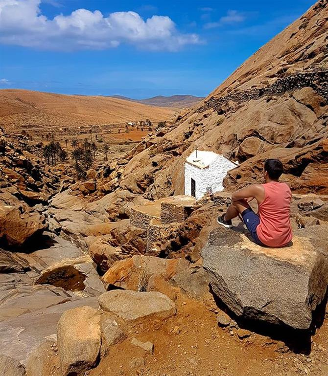 Hiking, Fuerteventura