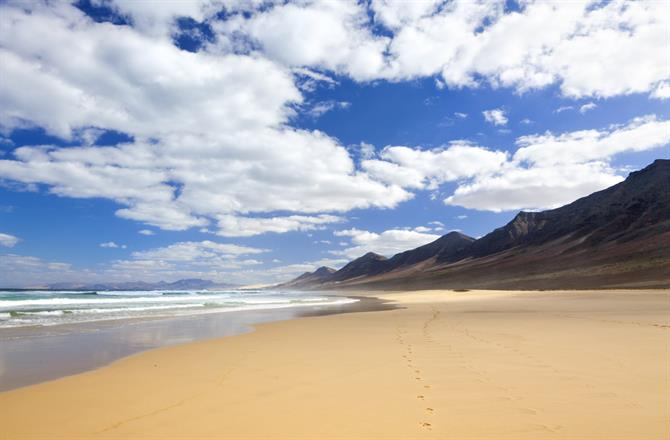 Fuerteventura best beaches - Playa del Cofete (Cofete beach)