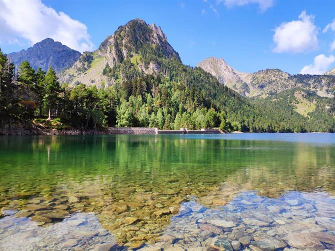 Aigüestortes i Estany de Sant Maurici is perfect for an active holiday
