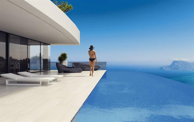 Altea Hills luxury villa