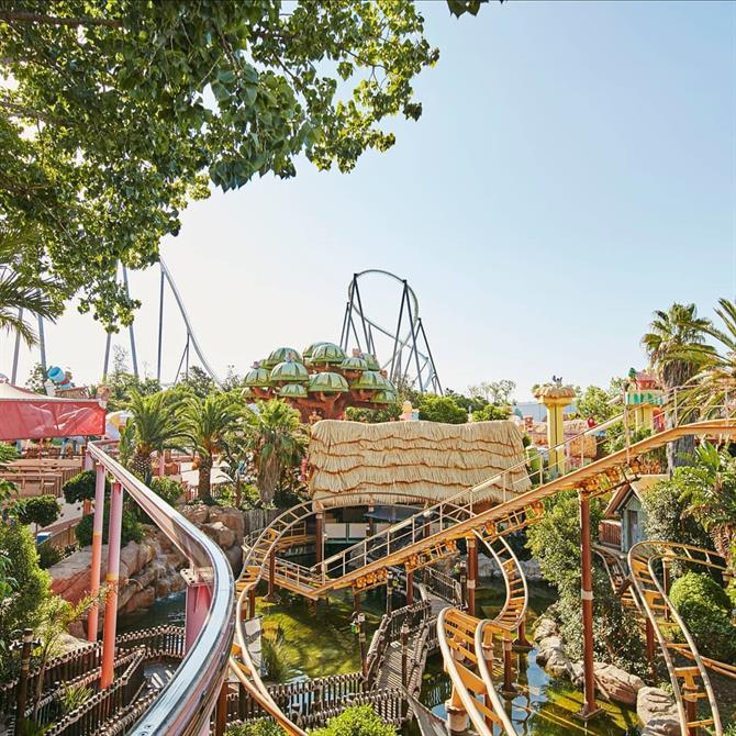Port Aventura, The Costa Dorada