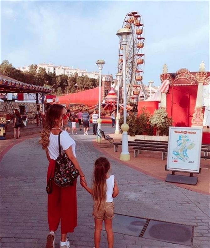 Tivoli World, Benalmadena