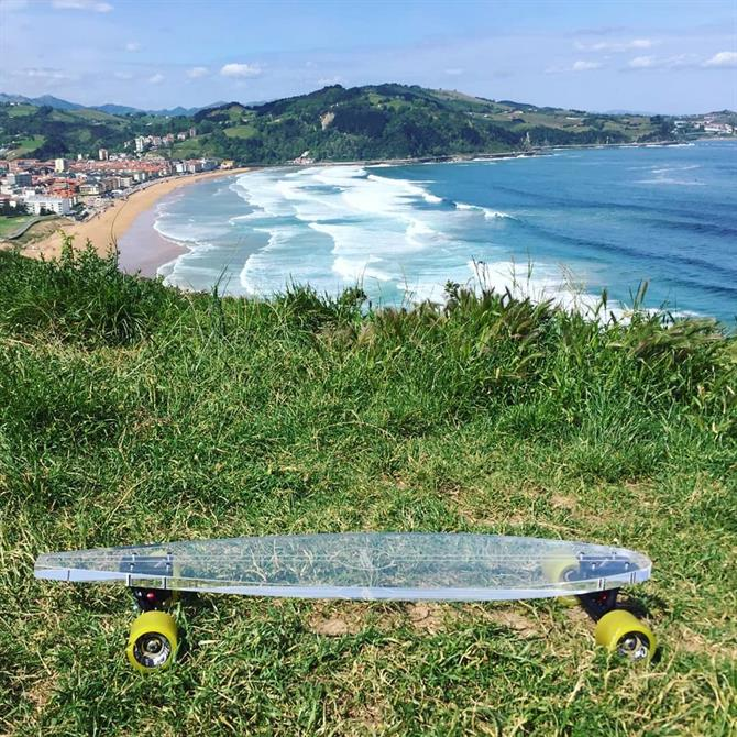 Zarautz offers something for everyone