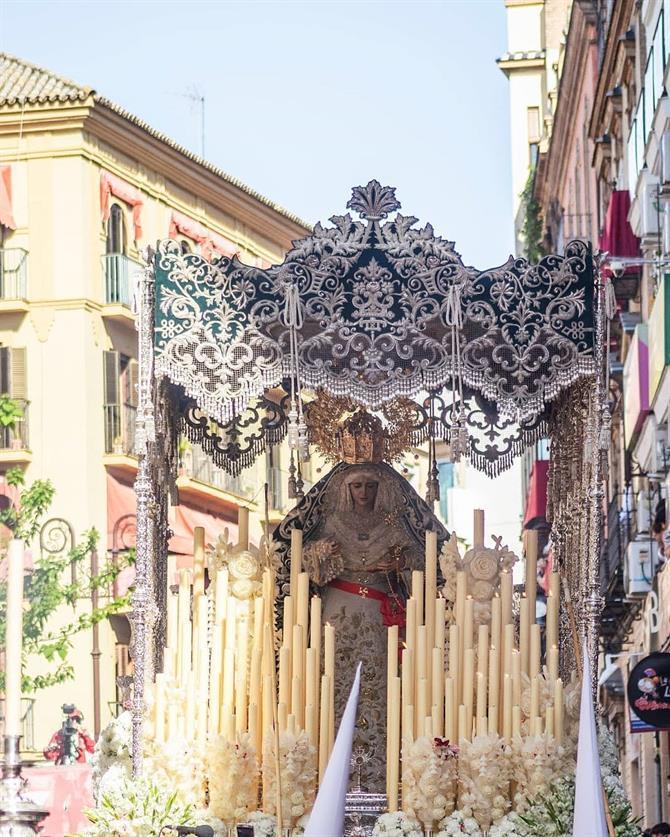 Semana Santa celebrations in Seville