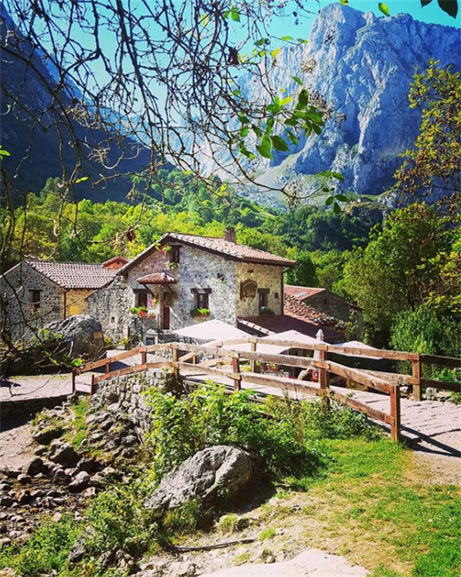 House in The Picos de Europa