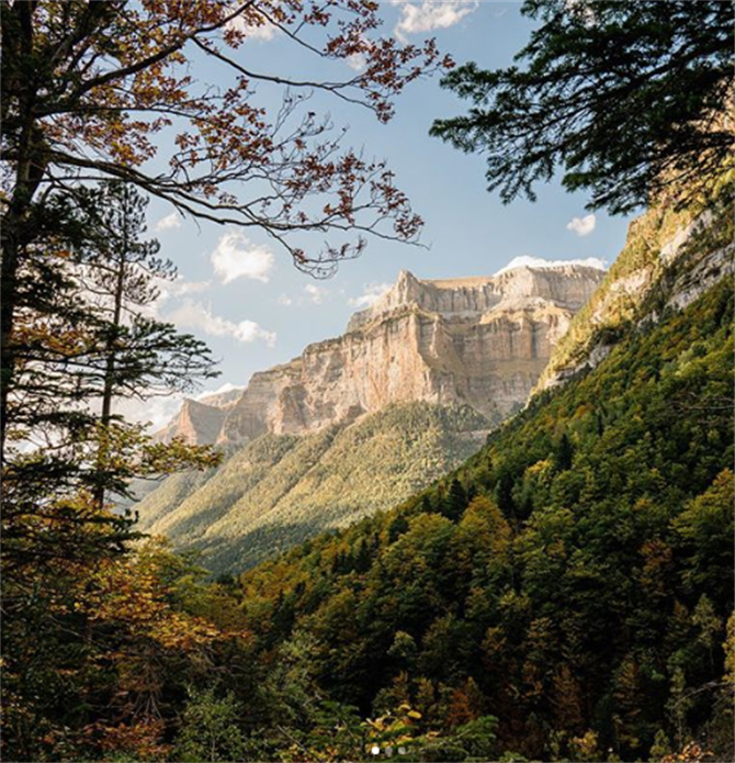 Ordesa and Monte Perdido National Park
