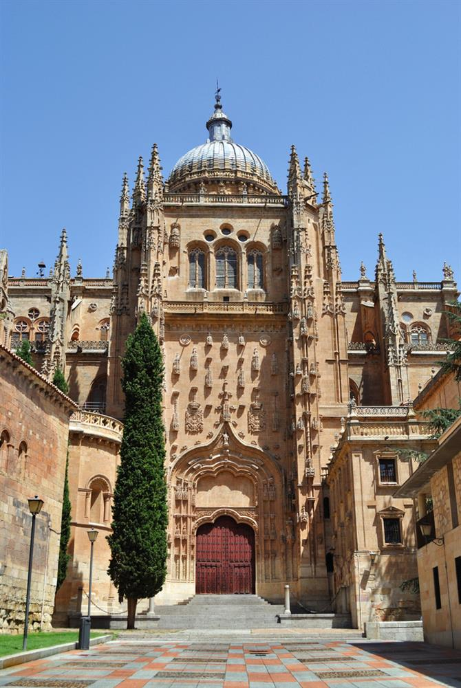 Salamanca - Cathedral