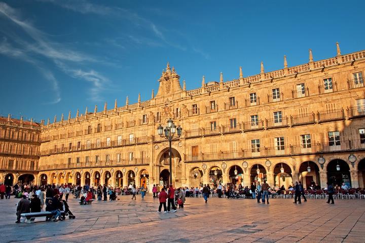 24 Hours in Salamanca