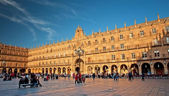 Salamanca- Plaza Mayor