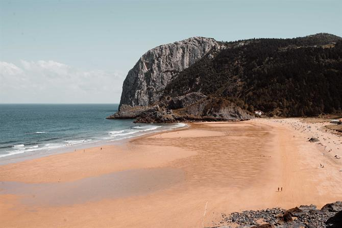 Playa de Laga, The Basque Country
